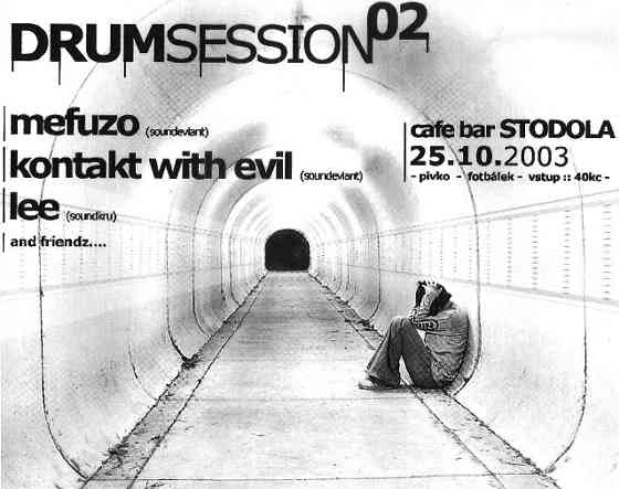 DRUM SESSION 02 flyer